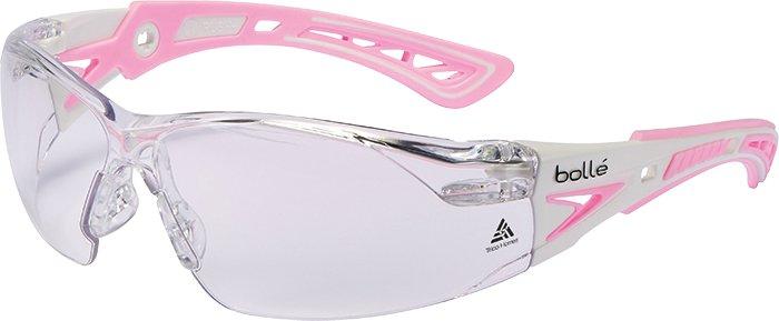 Bollé Rush Plus Temple Pink Lens Clr-Sml
