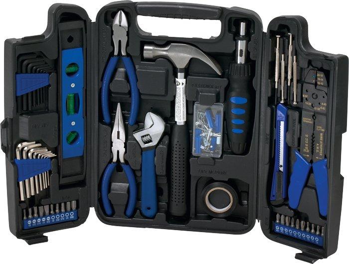 129 Piece Deluxe Household Tool Set